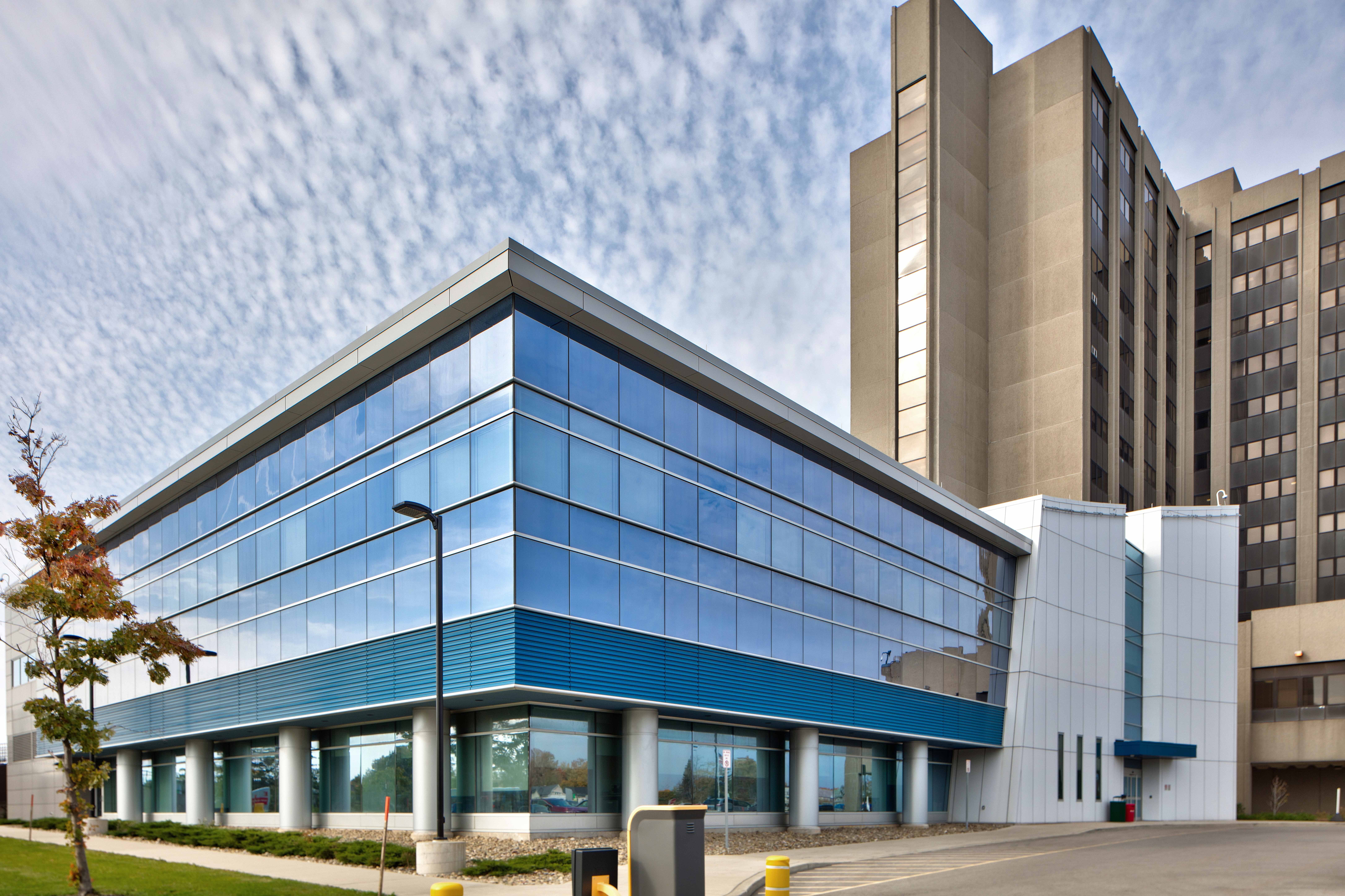 Erie County Medical Center Center For Excellence